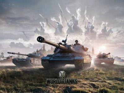 外服《坦克世界》更新波兰战车 攻击力更强
