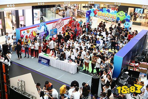 线上精英集结《球球大作战》城市赛上海站打造最in电竞