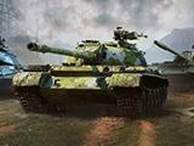 《坦克世界闪击战》国庆狂欢周C系坦克全面上新