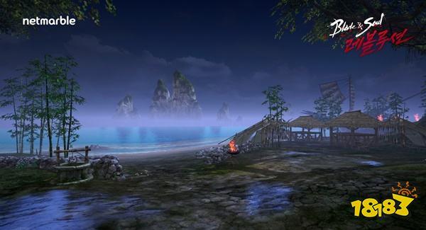 500vs500势力战!《剑灵》手游公开 12月6日上线