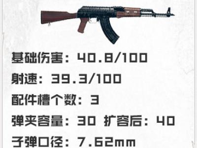 绝地求生AKM灵敏度 绝地求生怎么压枪