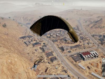 """绝地求生沙漠地图打法解析 小E城""""El Azahar""""思路"""