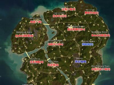 绝地求生4X4地图怎么玩 绝地求生萨诺地图BUG