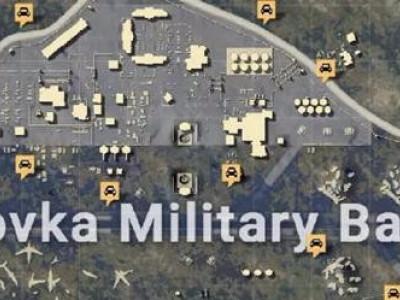 绝地求生机场地图详解 绝地求生机场打法