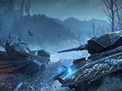 黑夜传说《坦克世界闪击战》德古拉 范海辛全新上线