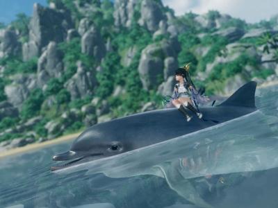 海洋生物种类繁多 剑网3东海坐骑交