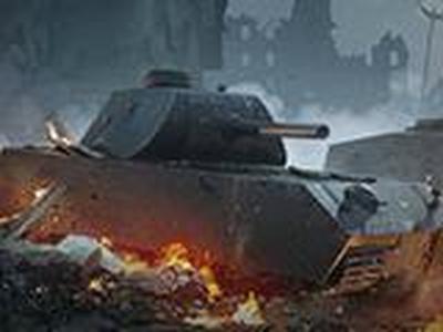 《坦克世界闪击战》D系72.01(K)科技线上线