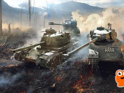 《坦克世界闪击战》上了哪7辆坦克 黑五活动进行中
