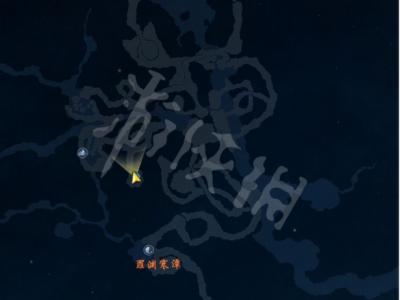 《古剑奇谭三》罪渊钓鱼点怎么去 罪渊钓鱼点地图标注