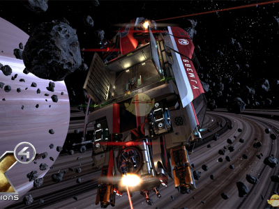 《X4:基石》无主飞船赚钱方法分享