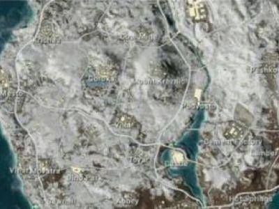 绝地求生测试服12月7日更新内容汇总:雪地地图Vikendi 称号系统