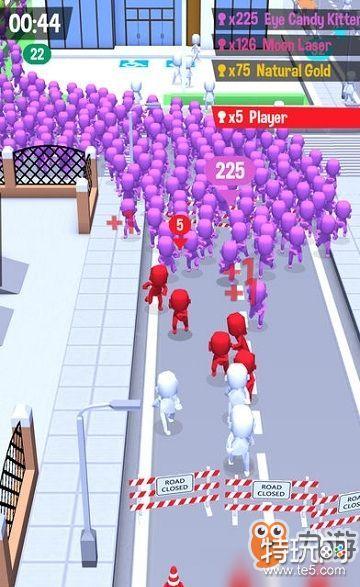 《拥挤城市》游戏官网下载地址 crowd city游戏