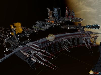 《X4:基石》多资源中立星区推荐