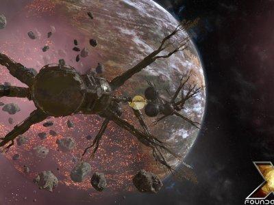 《X4:基石》飞船详细捕捉教程分享