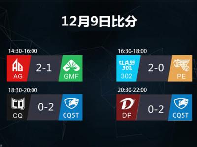 NSL S4常规赛12.9综述 302首秀强势终结PE