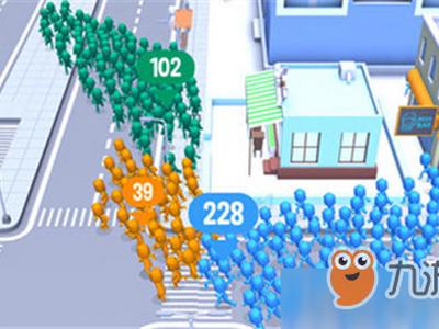 抖音《拥挤城市》是什么游戏 拥挤城市安卓下载地址