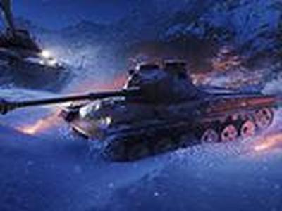 新地图 传奇涂装《坦克世界闪击战》新版更新迎周年