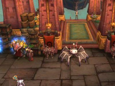 《魔兽世界》8.1服役勋章兑换商人位置详解