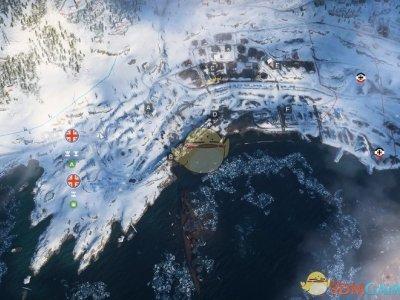 《战地5》纳尔维克地图怎么打?纳尔维克地图战略解析
