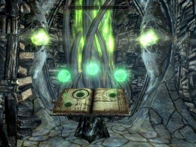 <b>《上古卷轴5》龙裔DLC全黑暗魔经效果详解</b>