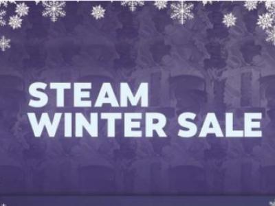 Steam2018冬季特惠活动时间 圣诞节打折时间一览
