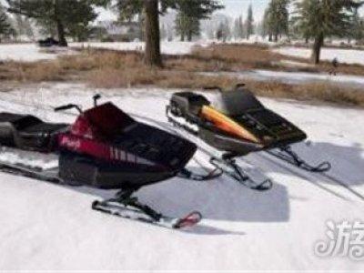 绝地求生雪地摩托怎么玩 雪地摩托速度及特点解析