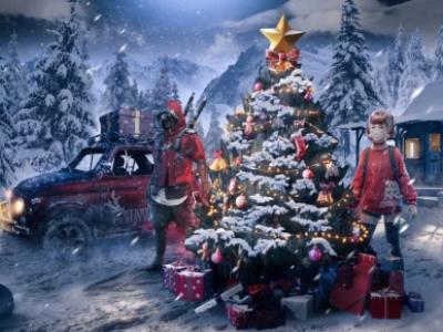 无限法则圣诞活动上线 新增杀出个黎明模式