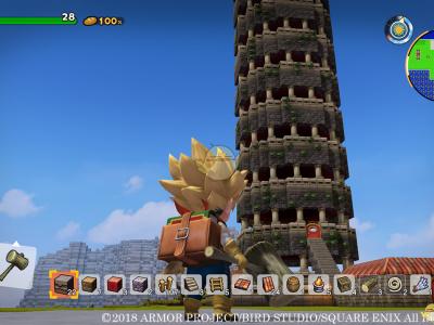《勇者斗恶龙:建造者2》抓鸡位置推荐
