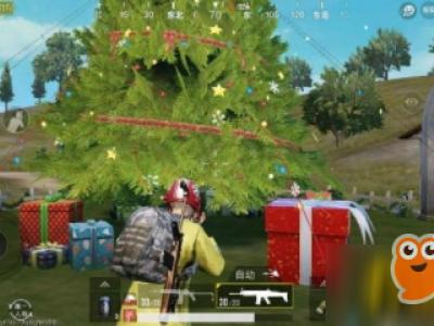 《绝地求生刺激战场》圣诞模式怎么找巨大圣诞树 巨大圣诞树位置分享