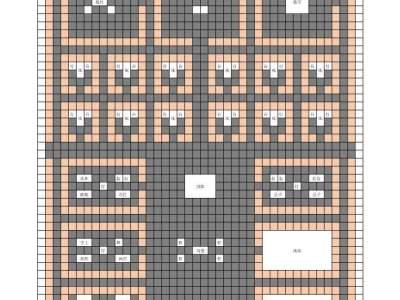 了不起的修仙模拟器强迫症布局全图一览