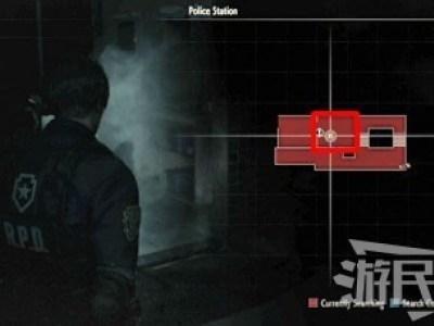 《生化危机2:重制版》Demo储物柜密码介绍