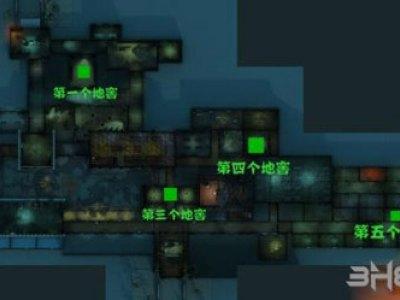 第五人格疯人院地窖在哪里 新地图地窖位置详解