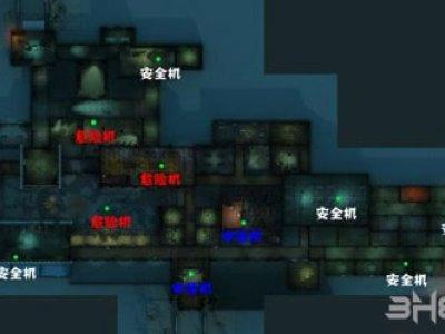 第五人格疯人院发电机在哪 新地图发电机位置解析攻略