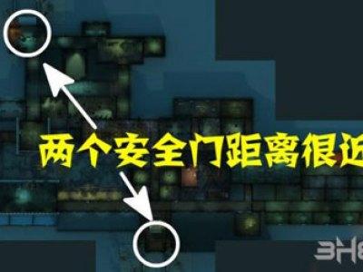 第五人格疯人院安全门在哪 新地图安全门位置解析