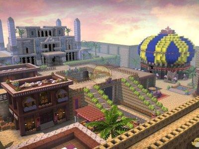 《勇者斗恶龙:建造者2》刷素材技巧指南
