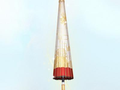 《QQ飛車手游》亂世紅顏傘獲得方法 新春永久亂世紅顏傘價格