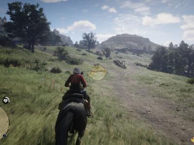 荒野大鏢客2戰斗馬匹勇氣測試
