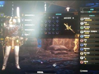 《怪物猎人:世界》王炎王打法经验与配装