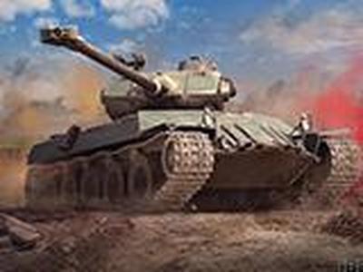 《坦克世界闪击战》T54 1型T-44-100上线