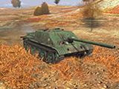 新车加入《坦克世界闪击战》C系TD重火力来袭
