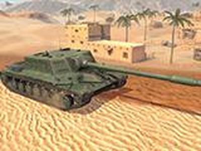 赤色阵营猛将《坦克世界闪击战》C系坦歼科技线实装