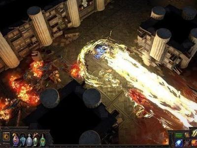 《流放之路》PS4版已完成 发售两周前公布