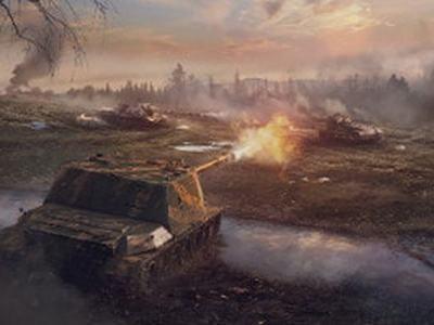 坦克世界闪击战C系坦克歼击车怎么样