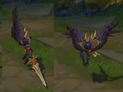 LOL你得了解的那些事兒:凱爾黑翼天使?