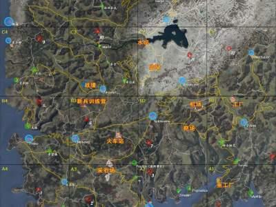 人渣SCUM2月22日更新內容匯總 采石場位置圖示