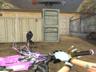 體服3月爆料 僵尸獵場鉆石段位獲得的紫幻