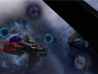 逆战银河战舰简评:一张带CG的塔防地图!