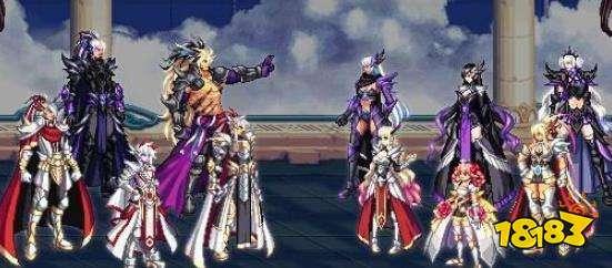 DNF光亮极天幻翼装扮外观怎么样 本次更新的空想装扮合成器使特效用者并没有魔枪士、女圣职者、枪剑士