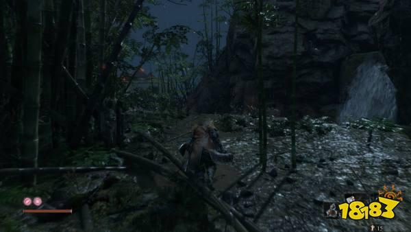 只狼 紫衣忍者图片