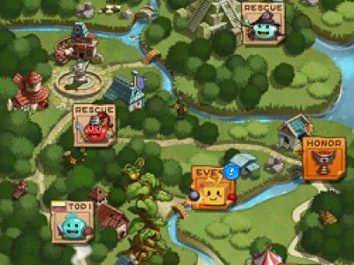 联动迷宫惊喜复刻 《不思议迷宫》的开罗君又回来了!